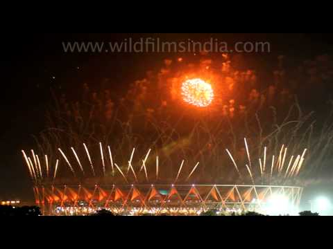 Closing Ceremony of Commonwealth Games 2010