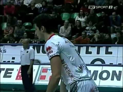 Lukasz Zygadlo 6, Bre Banca Cuneo - Itas Diatec Trentino, Volleyball Serie A1 Italy