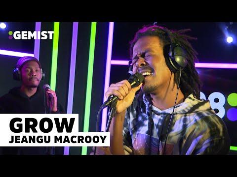 Jeangu Macrooy - Grow | Live bij 538