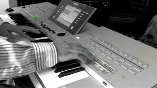 Fahad Khan - Kal Ho Naa Ho | Sad Theme - Yamaha Tyros3