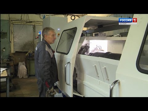 В Костроме создали уникальный станок для вагоностроителей
