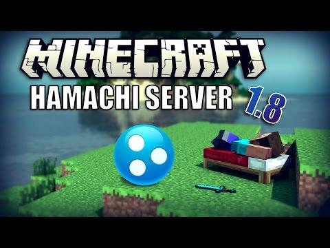 MINECRAFT 1.8(1) Hamachi Server Erstellen • Win/OS X (auch Crack)   IMinecraftLPs [German/HD]