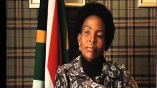 Min Maite Nkoana-Mashabane NSS Interview