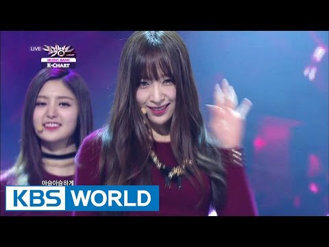 EXID - Up&Down (위아래) [Music Bank K-Chart #1 / 2015.01.02]