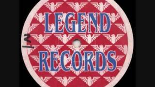 DJ Gwange - Adrenalin - Legend Records