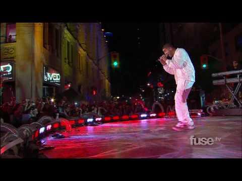 Drake - Over ( Live ) En Vivo