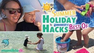 Die besten Hacks für den Sommerurlaub | MOM HACKS | mamiblock