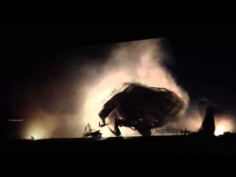 FAST & FURIOUS 6- AIRPLANE SCENE