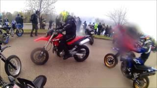 Gambar cover IX Beskidzkie Rozpoczęcie Sezonu Motocyklowego /Enduro Biecz /Grupa motomaniacy