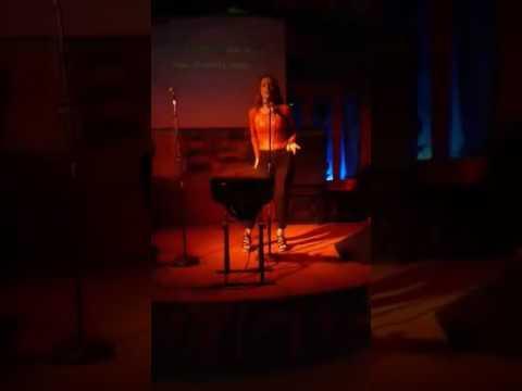 karaoke in ghost house athens oxa christina!