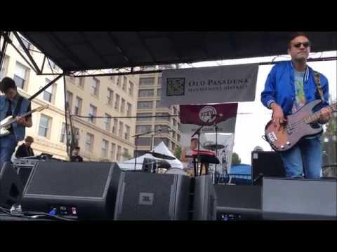 Groves - Live at Make Music Pasadena 6/11/2016