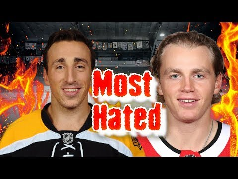 NHL/Most Hated Players EVER (Pt.1)