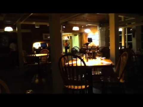 October 27, 2012 Big Sur restaurant