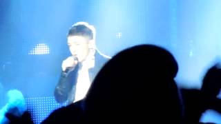 @nickymcdonald1 X Factor Tour Belfast - Flying Without Wings