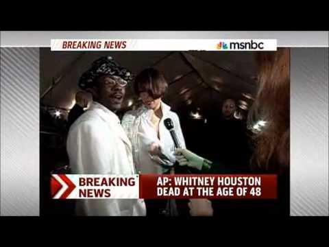BREAKING NEWS: Whitney Houston DEAD 1963-2012