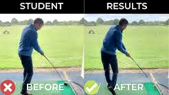GOLF DOWNSWING - HOW TO STOP RUSHING YOUR DOWNSWING DRILLS