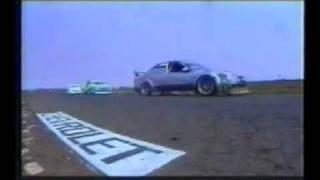 Propaganda comercial GM chevrolet omega stock car 1998 brasil brazil