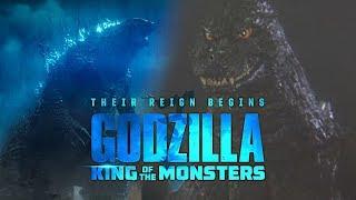 GODZILLA: KING OF THE MONSTERS (2019) Trailer 2 - TOHO HEISEI ERA STYLE