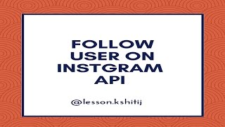 How to increase instagram followers | Auto follow instagram script PHP