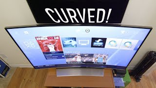 01. Curved TVs: Explained!