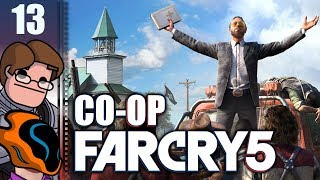 Let's Play Far Cry 5 Co-op Part 13 - Cheeseburger