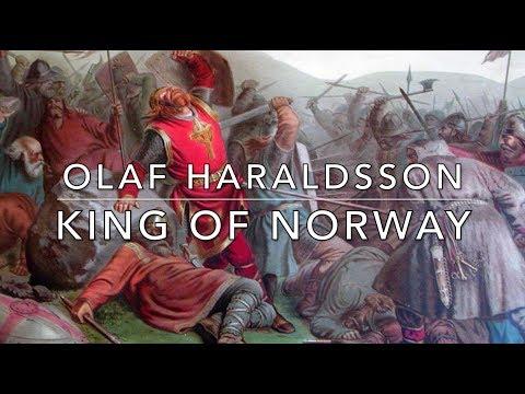 Olaf Haraldsson: King of Norway 1015-1028