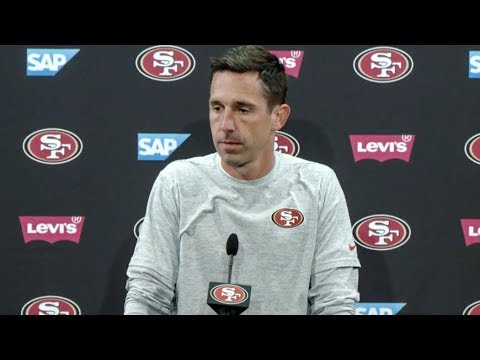 Kyle Shanahan: 'There is a Lot to be Encouraged By'