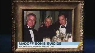 Madoff Son Kills Self Two Years After Dad's Arrest