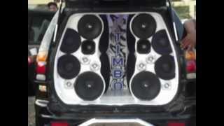 CAR SHOW BARAHONA team timbo music