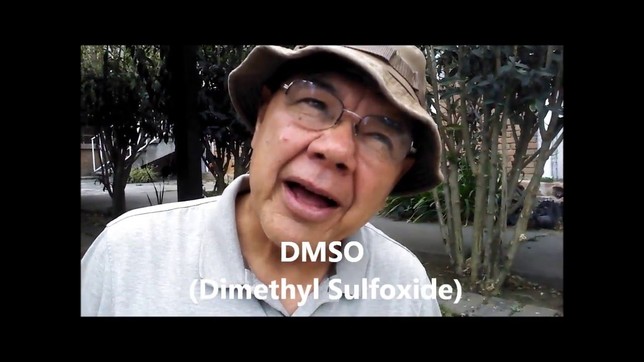 DMSO to Improve Your Health by NoStressMike
