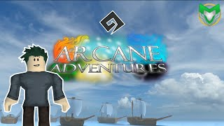 Arcane Adventures! #1 (ROBLOX) w/Ethan&Dylan
