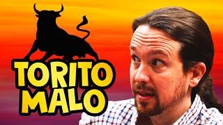 TORITO MALO (Torito Facha) | EL FARY - Torito Guapo (PARODIA) | Canción de PABLO IGLESIAS | Podemos