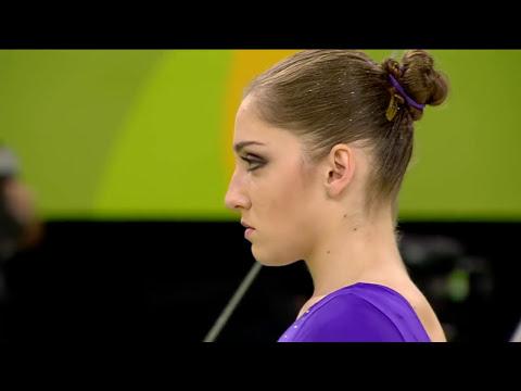 Aliya Mustafina (RUS) Rio 2016 - UB - Individual All-Around Final