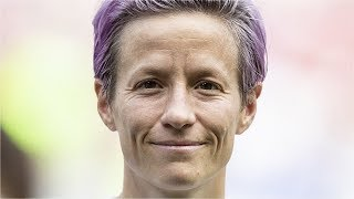 Megan Rapinoe's Girlfriend Is Actually Quite Well-Known