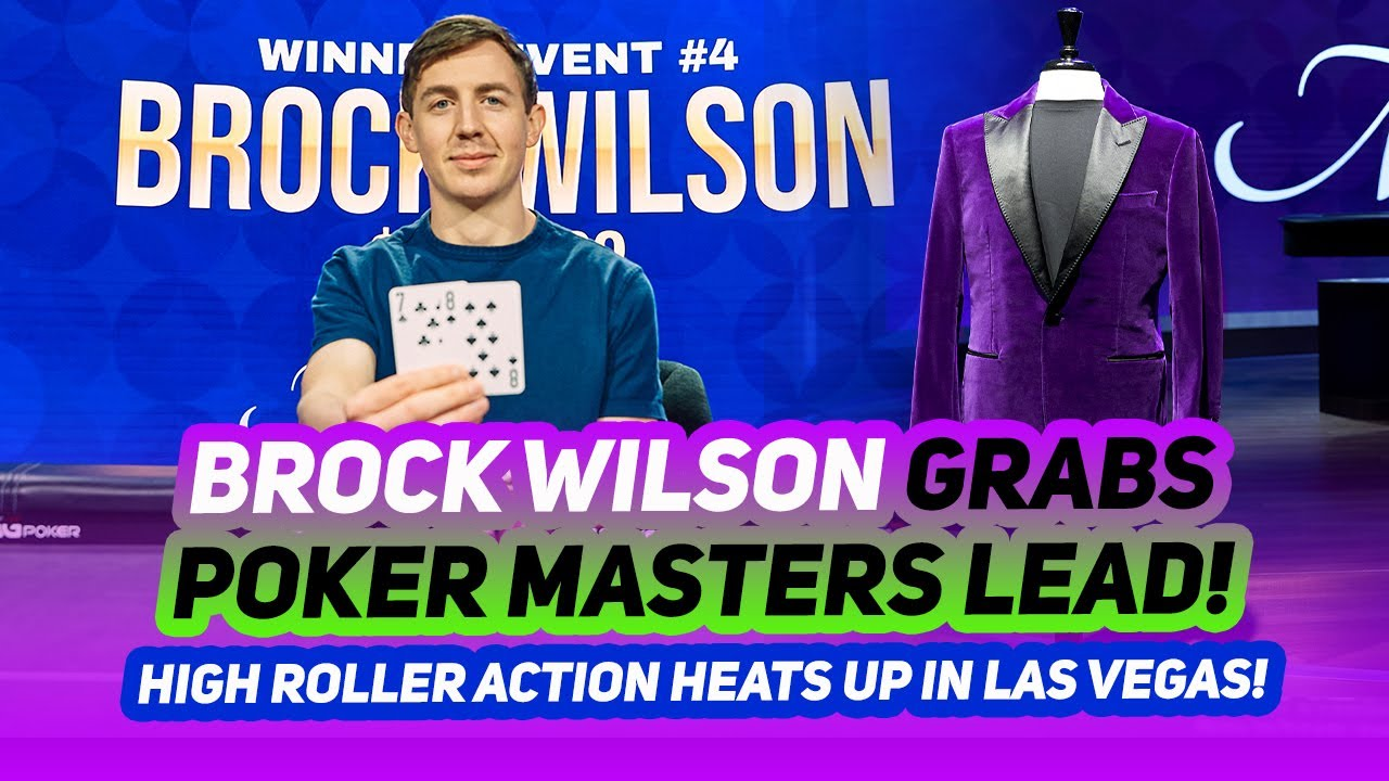 Download High Stakes Poker Final Table Tournament Action From Las Vegas! | 2021 Poker Masters
