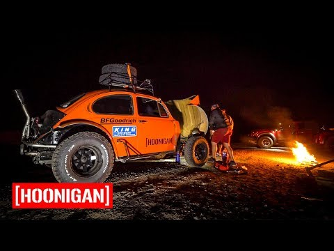 [HOONIGAN] Field Trip 012: Our Baja 1000 MisAdventures - Part 1