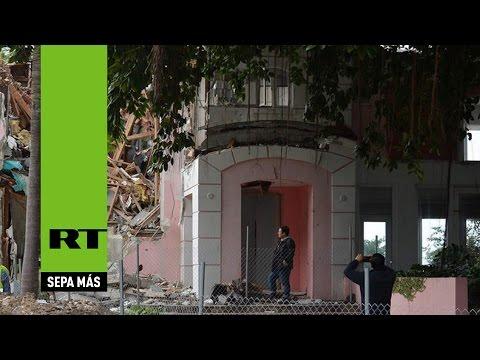 Demuelen antigua mansión de Pablo Escobar en Miami en busca de tesoros