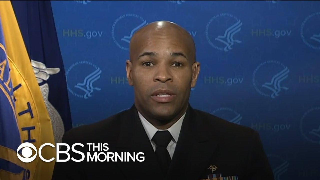 Surgeon General Jerome Adams: Coronavirus projections
