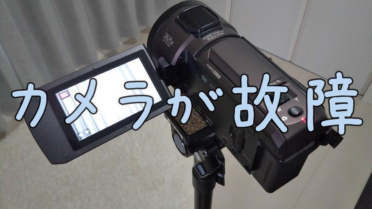 【ビデオカメラ】ビデオカメラが急に呪われた動画 Candy store! Gecko`s Uncle