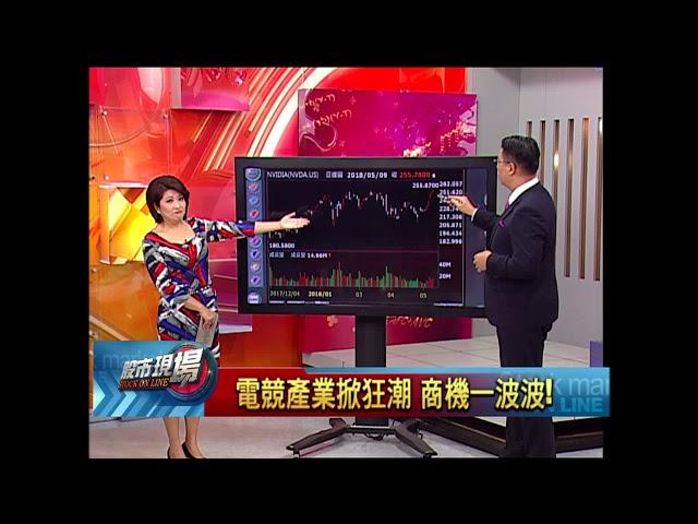 【股市現場-非凡商業台鄭明娟主持】20180510part.7(蔡彰鍠)