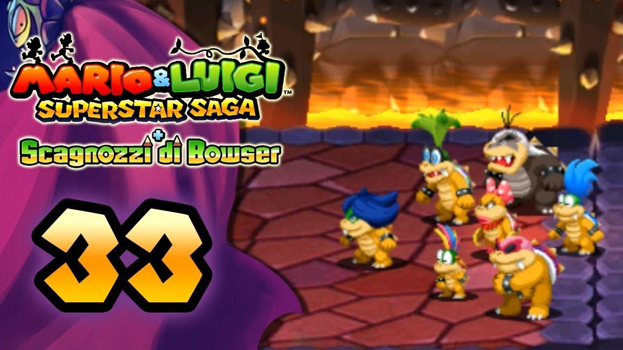 cb05b16aeb52d Mario   Luigi Superstar Saga + Scagnozzi di Bowser ITA  Parte 33 -  Bowserotti riuniti