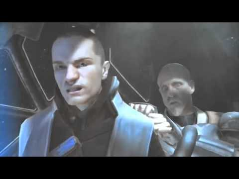 Star Wars - The Force Unleashed - Cut Scenes Part 6 [Original Ending]