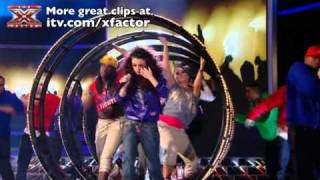 cher lloyd sings no diggityshout the x factor live show 3 itvcomxfactor