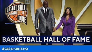 2021 Basketball Hall of Fame Ceremony Recap: Kobe Bryant, Kevin Garnett, Tim Duncan | CBS Sports HQ