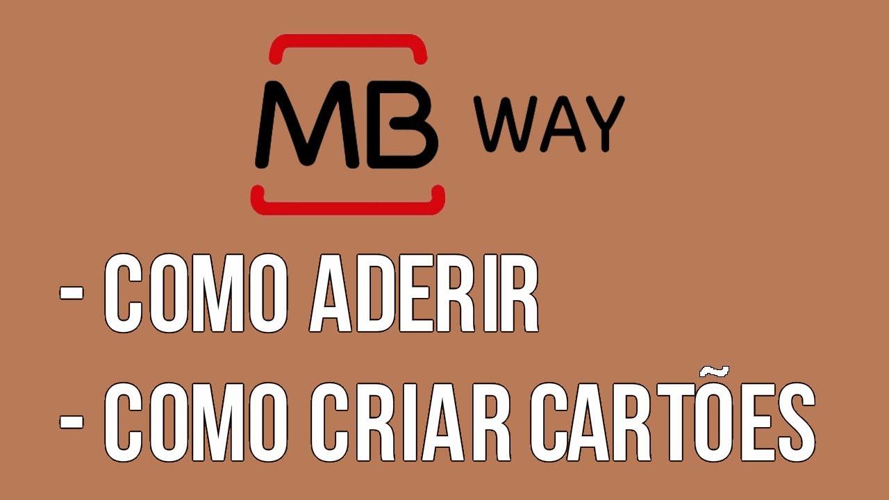 Criar mbway