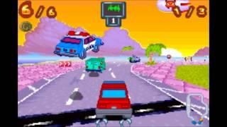 Inspector Gadget Racing (Gadget Racers) - Gameplay [GBA]