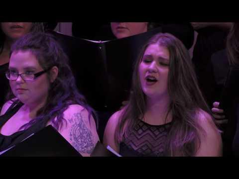 Evergreen Singers Fall 2016 Recital