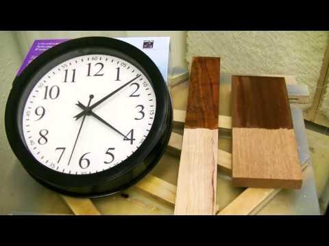 Potassium Dichromate - Aging Wood