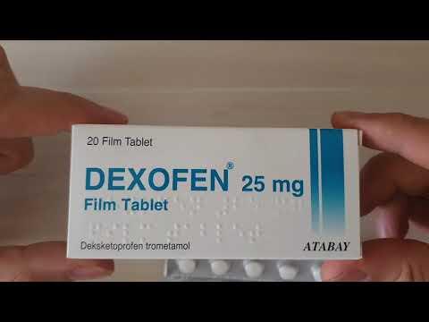 Dexofen Ağrı Kesici (Bunu İzlemeden Sakın İçmeyin!)