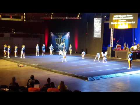 MCC All-star Cheer Extreme Dallas - The Title